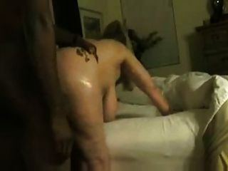 बड़ा गधा और titties
