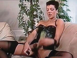 80 के दशक से जर्मन क्लासिक हस्तमैथुन
