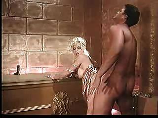 गोरा बाथरूम में गड़बड़ कठिन परिपक्व - जेपी SPL