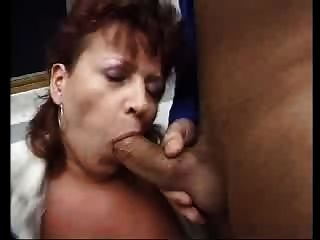 जर्मन परिपक्व cocksucker
