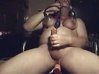katjatv एमआईटी brustpumpe spritzt mit der gummimuschie एबी
