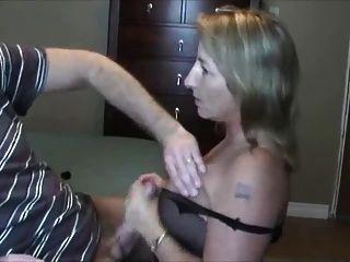 घर का बना blowjob वीडियो