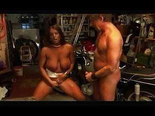 पोलिश लड़की रूसी लड़का और जर्मन आदमी द्वारा कठिन गड़बड़ हो जाता है