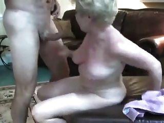 परिपक्व जीवनानंद पत्नी वास्तव में सेक्स प्यार करता है