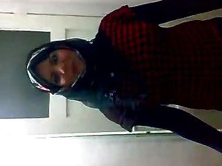 अरब Hijabi वेश्या नाच 3