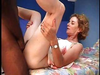 बीबीसी परिपक्व गोरा स्मैश