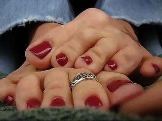 पैर के अंगूठे की अंगूठी