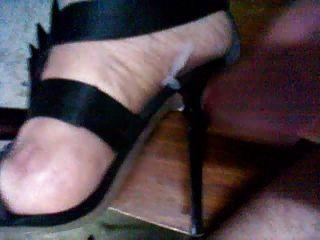 सह मेरे ऊँची एड़ी के सैंडल