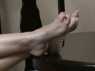 पैर बुत मॉडल 2