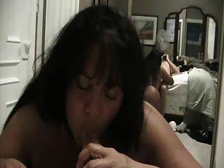 सेक्स गुलाम प्रशिक्षण में मोटा ठाठ