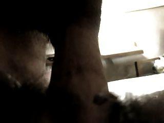 बालों शौकिया पत्नी - गहरी पैठ बुश (ऊपर बंद)