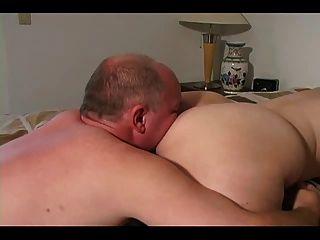 मेरे बड़े गधे चाटना