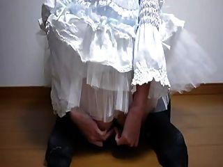 पतलून dildos में जापानी किन्नर और आप के लिए cums