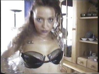 जर्मनी गर्म और गांठदार से पीवीसी बुत लड़की