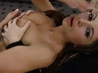 एरिका, वेरोनिका और Danni -3 आभासी गोद नृत्य