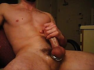 एक cockring साथ सह