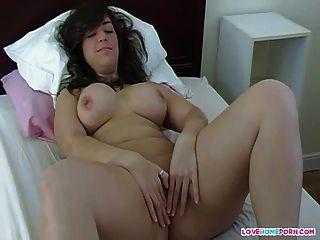 संचिका शौकिया लड़की Masturbating
