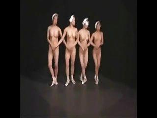 नग्न बैले नर्तकियों 1
