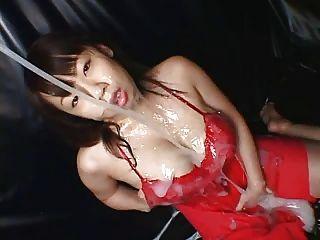 अद्भुत एशियाई 43 भावुक स्तन