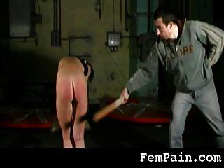 titty सजा और सजा