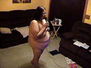 bbwalmy मुझे जगा इससे पहले कि आप कराओके नग्न बीबीडब्ल्यू gogo