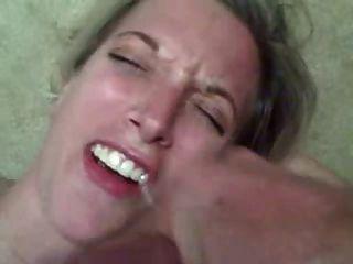 गर्म पत्नी उसके मुँह में सह के एक बहुत बड़ा भार हो जाता है!