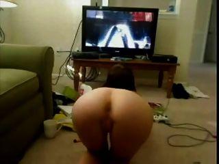 नग्न gamer