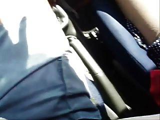 मेरी गाड़ी में दिव्य पैर के साथ संकलन सेक्स !!!!!