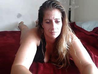 सेक्सी सुडौल गर्म महिला वेब कैमरा टीज़र