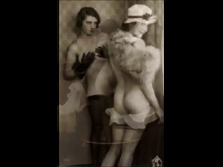 कामुक फ्रेंच पोस्टकार्ड सी।1900 - 1925