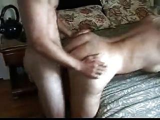 शौकिया गोरा milf गुदा मैथुन