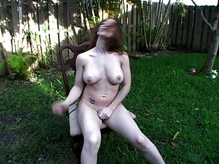 backyard- झटका बंद प्रोत्साहन में
