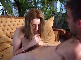 मरीना Visconti राक्षस चेहरे cumshot हो जाता है