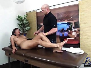 vaniity साथ लेस्बियन गुदा सेक्स