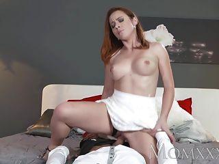 माँ सेक्सी रेड इंडियन बेकार है और मांसपेशी आदमी
