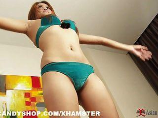 थाई लड़की सोम Sexercise
