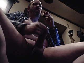 Str8 पिताजी उसकी काटा हुआ मांस खेलने