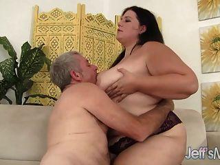 मोटा श्यामला Becki तितली कट्टर सेक्स