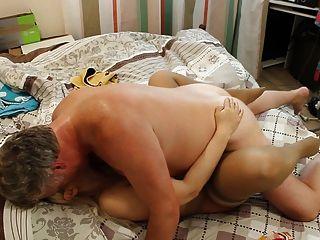 तानिया गोरा रूसी एमआईएलए वेश्या धीमी गति से बकवास