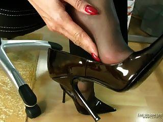 व्यापार के जूते में सह