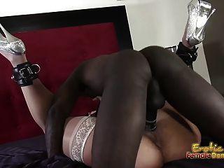 Alura जेनसन बड़ा काला लंड प्यार करता है