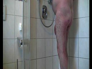 गर्म पिताजी समय स्नान