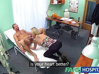 FakeHospital डॉक्टरों हेलोवीन कॉस्टयूम अलमारी की खराबी
