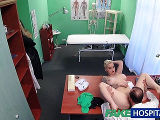 FakeHospital संचिका टैटू रोगी गड़बड़ कठिन