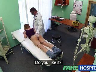 FakeHospital डॉक्टरों भरोसेमंद मुर्गा भाषा की उपेक्षा
