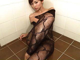 Risa खुशी है कि तुम आया था - लोशन खेलने शरीर मोजा (गैर नग्न)