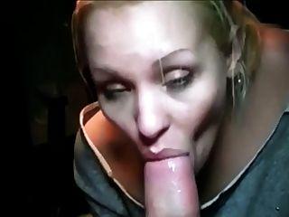 शौकिया blowjob और चेहरे 3