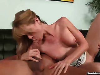 गर्म परिपक्व महिला blowjob