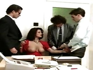 Angelica बेला विंटेज फ्रेंच गैंगबैंग