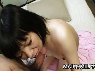 Yoshie Tabata - एक jav milf के साथ कामोन्माद जापानी सेक्स